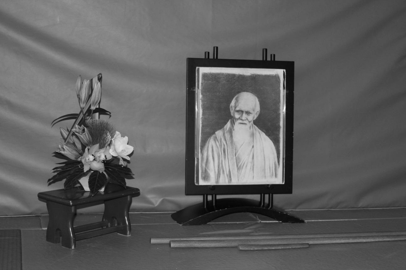 Stage Patrick Benezi Sensei - Portrait